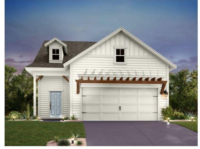 """BRAND NEW ASHTON WOODS HOME! Estimated completion Jan/Feb 2022! You're going to love this thoughtfully-designed 2-story McKinney floor plan. The kitchen is open and boasts a large island opening to the family room. The spacious first floor owner's bedroom and bathroom features a large walk-in shower and garden tub. Upstairs you will find a loft area with a study, bathroom, and 2 bedrooms. This home is professionally designed with the latest trends, including gray 42"""" kitchen cabinets with upgraded Silestone countertops and luxury vinyl plank in the first floor main living areas. Orchard Ridge is a natural gas community with quick access to many amenities."""
