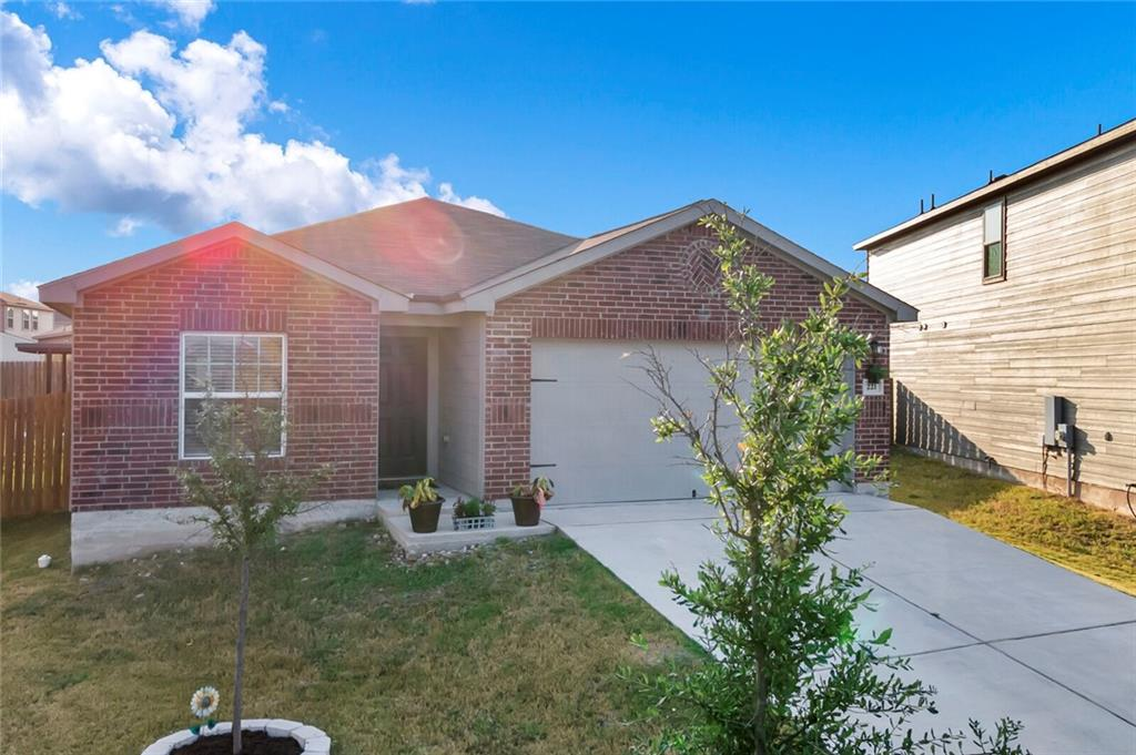 Best & Final by 9/27 at 8pm. Rare chance to own one of the largest lots in the neighborhood, all while being on a cul-de-sac. The owners added sod which is not super common in the area. Cabinets in laundry room, new carpet, cove in master bedroom, and ceiling fans.