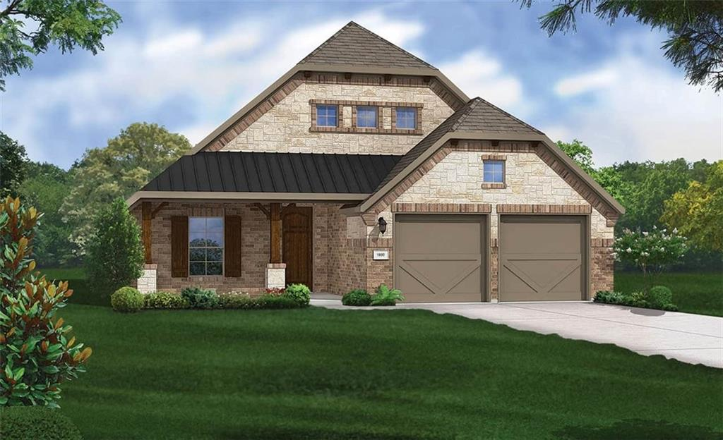 Single Story Palm Floorplan Featuring: Featured Options: Covered Front Porch   Kitchen Island   Flex Room   Covered Backyard Patio   Upgraded Flooring and Cabinets   Walk-In Closets. Available December.