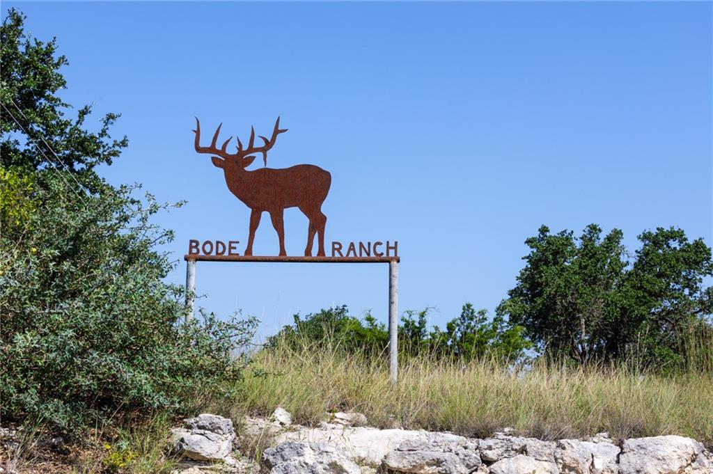 The Bode Ranch has been in the family since 1942. It is 407 acres located in Kimble County just 45 minutes West of Fredericksburg. This diverse ranch offers quality grazing and hunting opportunities. The beautiful rolling landscape holds multiple building sites for your forever home or weekend getaway. Majority of the cedar has been cut but not stacked. Typical ground cover is bluestems, rye, and different varieties of gramma grasses. The tree canopy consists of mature Live Oak trees with a few Post Oak, Pecan, Cedar, and Mesquite trees sprinkled in.  If large acreage is on your wish list, then this could be the ranch for you. Don't let this opportunity pass you by. Call now for your appointment today and grab your own piece of Texas!  Improvements -New caliche main road just built -6000 sq. ft barn with pens -3 acre field -Cedar has been cleared on majority of property -Hunter cabin 24x26 2 bed/1bath -Cabin 3 bed/2 bath -Mobile home 1400 sq. ft 3 bed/2bath -1 water well (I have original well log showing 14 G.M.) -3 electric meters -Deer proof fencing old but holds cattle -Deer have been fed protein and corn annually