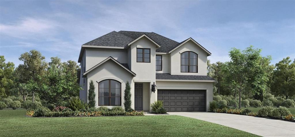 MLS# 2754969 - Built by Toll Brothers, Inc. - March completion! ~ The Riley Transitional plan offers a sophisticated and open floor plan.  Friends and family are welcomed with a two-story foyer, tray ceilings and wood flooring.  A secluded office is the perfect place for remote work or home office.  The great room features a multi-slide door that opens to the covered porch with views to the green space beyond.  The well-appointed kitchen is complete with stainless steel appliances, walk-in pantry, large island, and casual dining area. The first-floor primary suite includes a tray ceiling, window display overlooking the backyard, a luxurious bath with dual vanities, upgraded tiled shower and large walk-in closet.   Have family game night upstairs in the flexgame room which is surrounded by three large secondary bedrooms, one with private bath.
