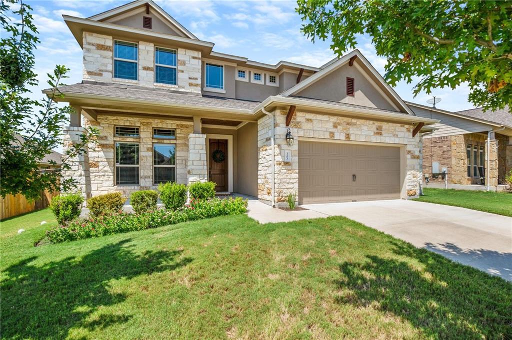Welcome home to 3303 Hidalgo Loop, Round Rock, TX 78665!