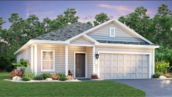 MLS# 7970688 - Built by Lennar - February completion! ~ Drexel plan with our A elevation in our brand new Cool Water community!