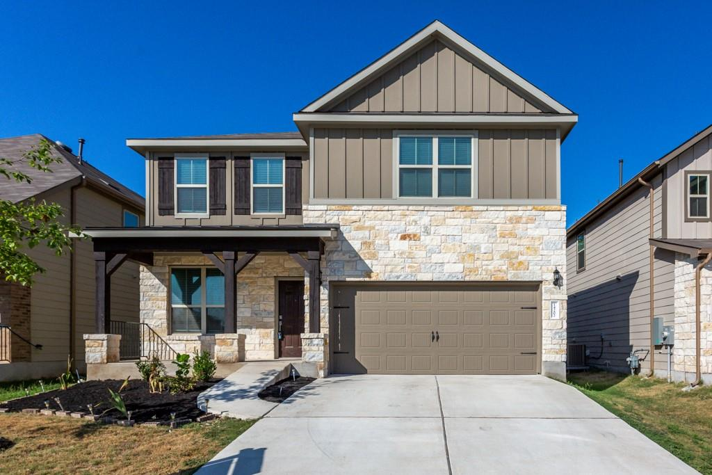 Elegant 2018 built, 2800 sqft home. The property comes with 4 Bedrooms and 3.5 Bath with stainless steel appliances in the kitchen .The Master-Bedroom is downstairs, attached to a Master-Bathroom with walk-in shower and spacious closet. Downstairs also has a powder room. 3 Bedrooms and 2 Bathrooms in the second level.