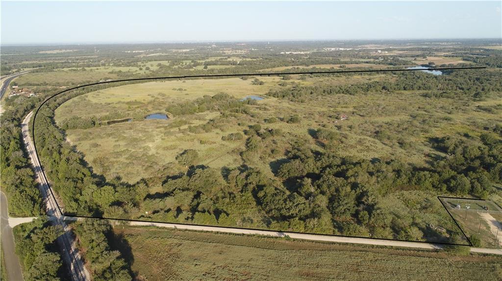140 Dube Ranch RD Tract 160 PT1, McDade, TX 78650