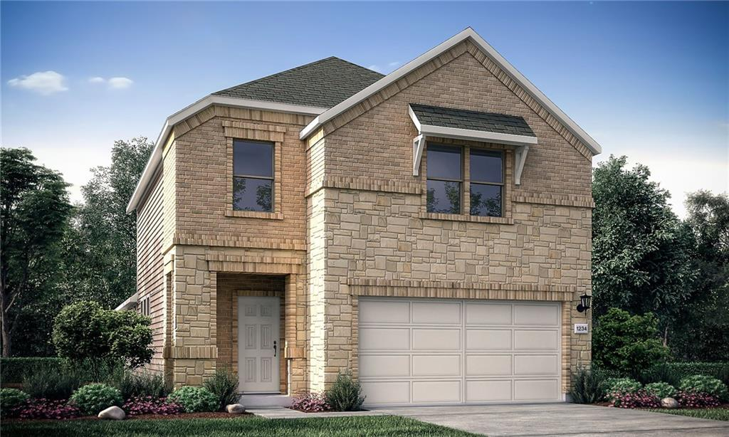 *REPRESENTATIVE PHOTOS ADDED! Maestro B- Ready September 2022! Enjoy a porched entry with conveniently located coat closet at the front of home. Cook in style in a modern kitchen featuring stainless steel appliances, kitchen island with corner walk-in pantry. A first floor owner's suite with sizable walk-in closet, large shower, dual vanities and dedicated linen storage offers a private retreat. A powder bath and laundry room with shelving for additional storage is located on first floor for convenience. Upstairs features the remaining three bedrooms, a full bath, two linen closets and a spacious bonus room that provides extra family or work space. A 2-car garage completes this home. Structural options added to 152 Breccia Trail include: extended back patio, pre plumb for water softener.