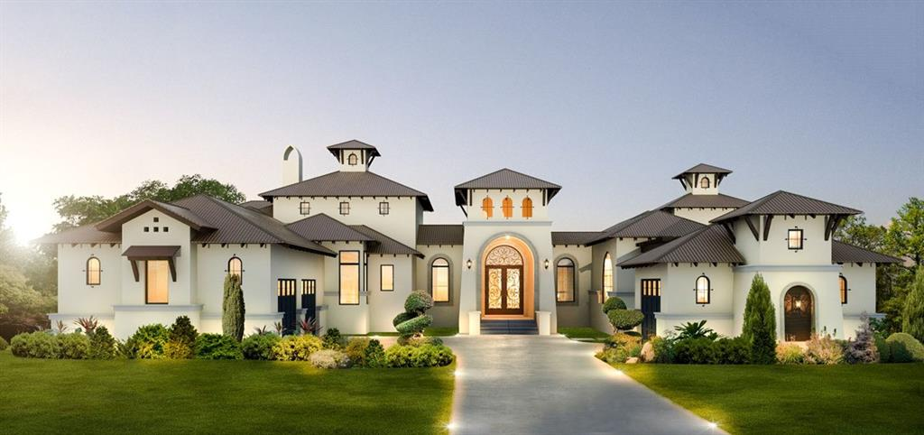 Be the first to live in this luxurious, custom home sitting on over three and a half acres with mature trees and hill country views. This stunning nearly completed home of 4BD/ 3.5BA is one of a kind. Upon entering, you will be greeted with soaring ceilings, tons of natural light and meticulous craftsmanship throughout. Home features a bright open floor plan, engineered wood floors, butler pantry with an ice maker/undercounter refrigerator and a double-sided marble fireplace in the living room. Custom cabinets, quartz counter tops & stainless appliances make this spacious kitchen a chef's dream. The master bedroom flows through into the spectacular spa-like master bath with a freestanding tub, unique walk-in shower & two separate walk-in closets. Enjoy looking out at your large back yard with nature views from your sizable covered patio with a built-in grill. Three car garage with plenty of driveway for parking/storage. This estate is about 7 miles from the Village of Bee Cave, the City of Dripping Springs, and Hamilton Pool.
