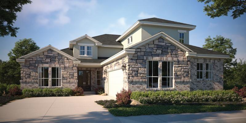 This beautiful two story home has everything you would want in a home. This home has the open layout with large windows that let in copious amounts of natural light. Open rails that open the home up even more! An extended covered patio with a gas drop for out door grilling is great for relaxing while taking in the beautiful acreage of this property. This is a home that will not last long. Make an appointment today.
