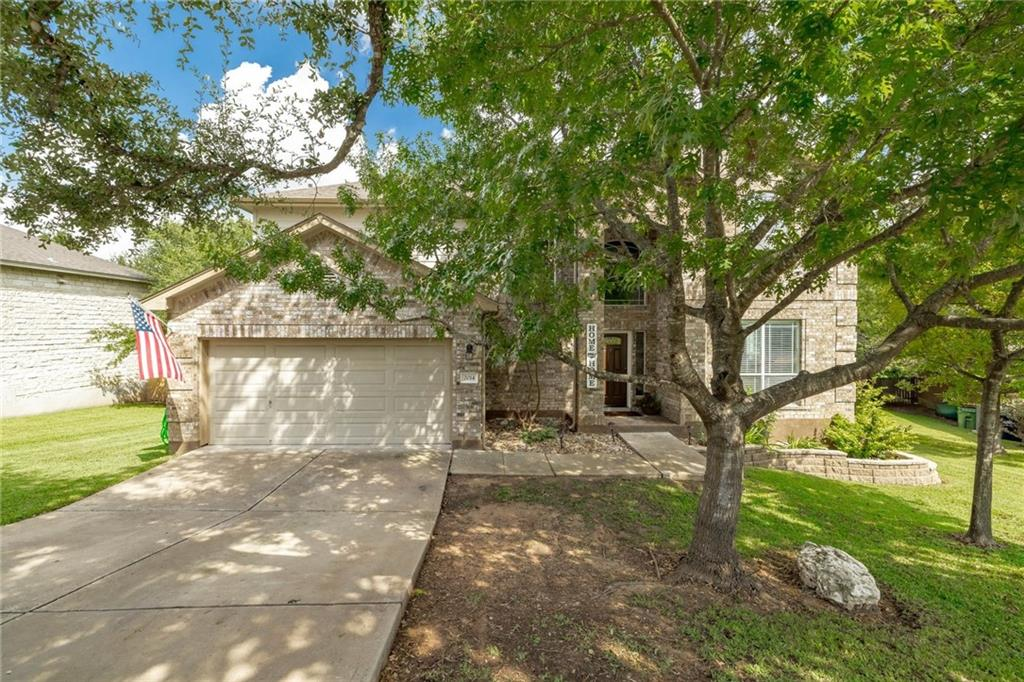 """Huge wooded lot on private Cul-de-sac, in the popular subdivision Boulders of Crystal Falls.  A lot of natural light in this spacious home and the mature trees provide plenty of shade for those hot summer days! Private 4th bedroom with full bath, on the main level for guests!  Big kitchen island that opens up to the living room!  Perfect for family gatherings, entertaining guests, or simply allowing everyone to """"be in the same room"""" while preparing meals! Large primary suite w/separate shower, garden tub & 2 sinks! A built-in computer station sits just off the primary bedroom for your convenience!  New HVAC installed in 2021! Two new water heaters installed in 2020! All 3 still under warranty!  If you aren't excited yet, wait until you see the deck in the backyard!  LARGE covered patio & tiered deck that creates an outdoor living experience that you will LOVE when entertaining or relaxing. You must see this home in person to truly appreciate all that it has to offer!"""