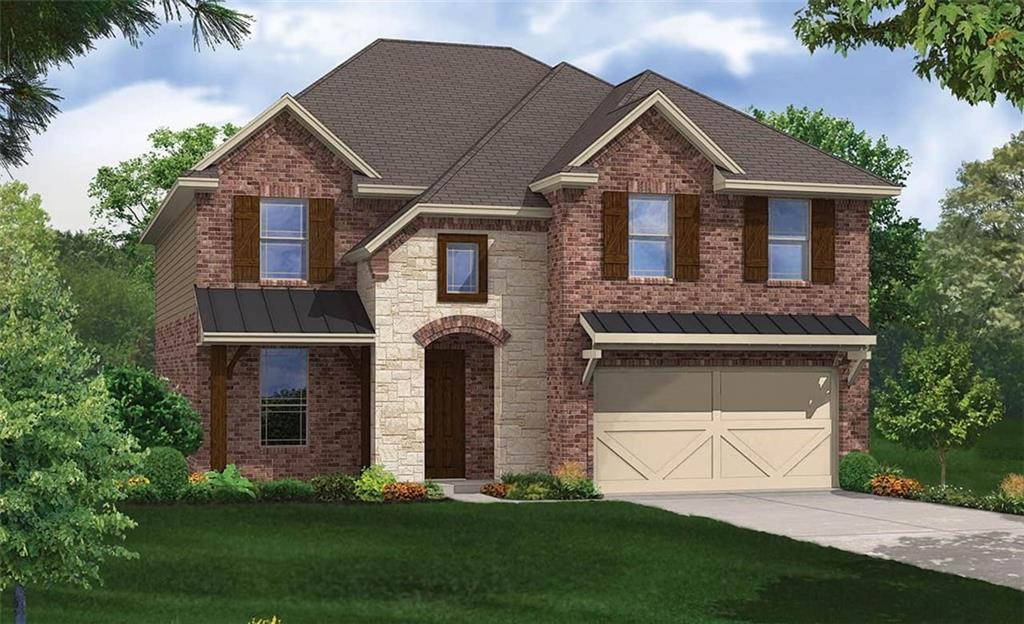 Due to supply chain issues, some options and selections may be substituted or revised. Must verify all options and details with builder representative. Beautiful Mimosa plan with features that include: Executive Package with Raised Ceilings | 8' Doors | Covered Patio | Study | Four Bedrooms Up | Game Room | Metal Balusters | Espresso Cabinets | Omegastone Counters. Available April.