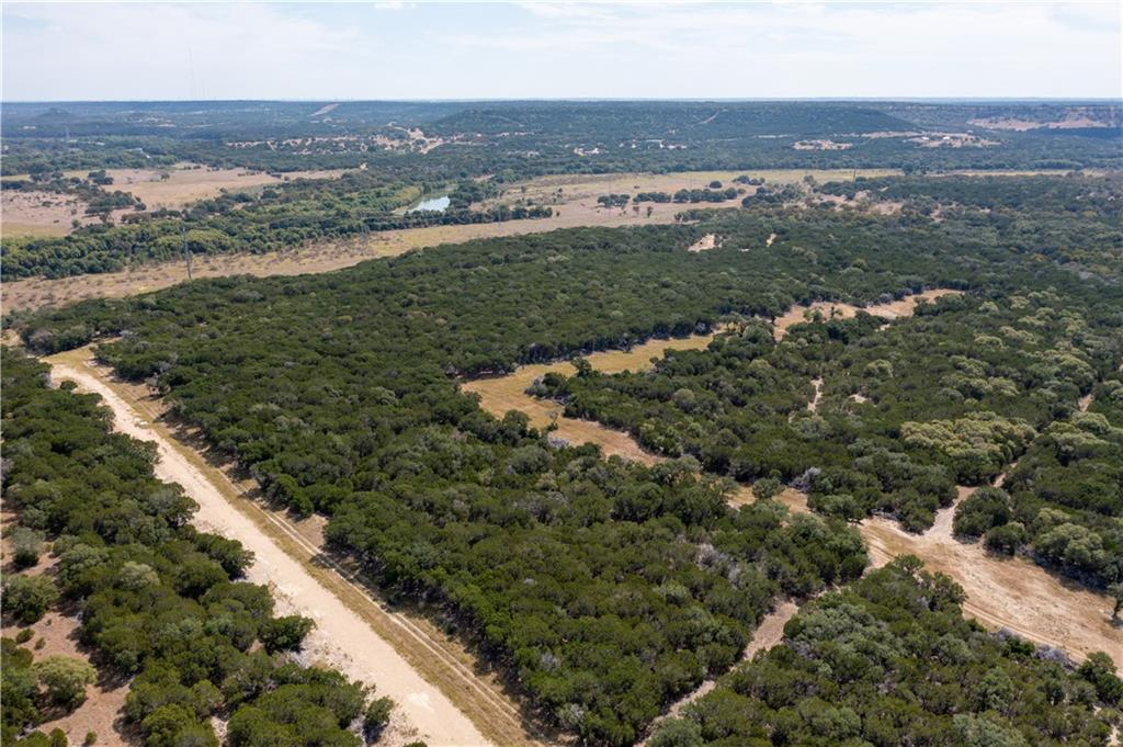 Excellent tract to develop with West Bell water line at the property for public water.  Outstanding views of the Lampasas River bottom at the head of Lake Stillhouse.