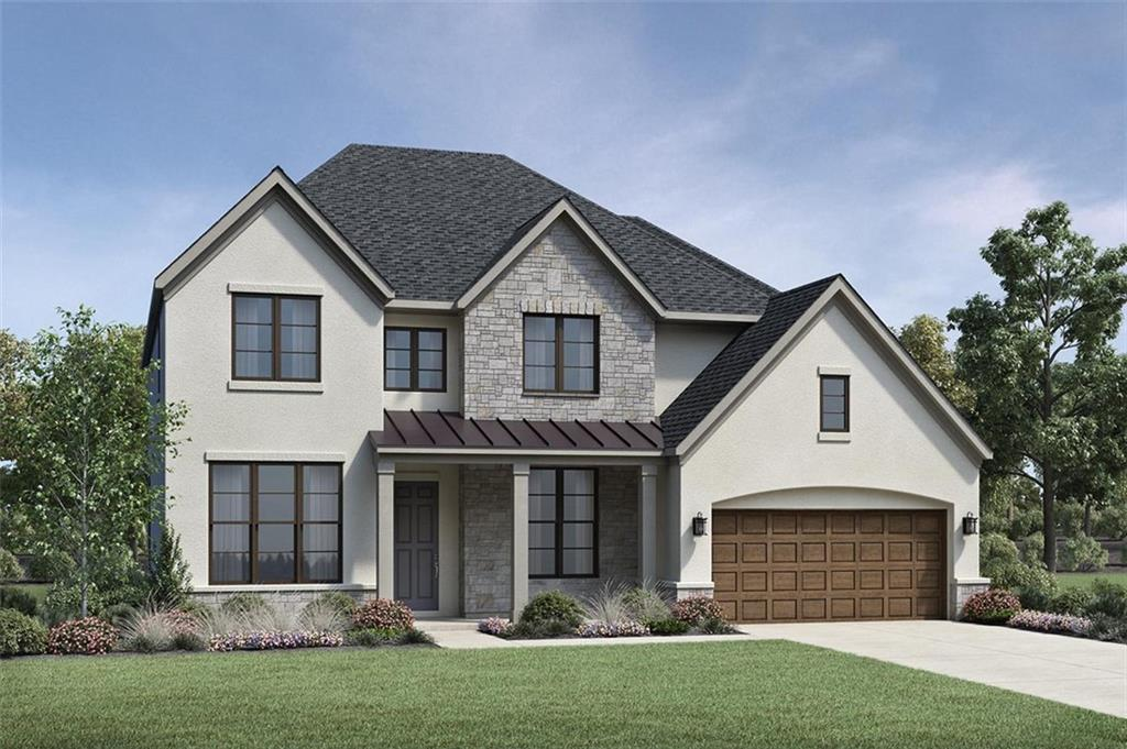 MLS# 1978272 - Built by Toll Brothers, Inc. - December completion! ~ Explore luxurious living in the Hill Country with the Yorkshire Transitional contemporary style home in Travisso.  Positioned on a quite cul-de-sac, on an oversized home site, this plan offers a stunning two-story foyer and formal dining room upon entry.  A secluded office with double door entry is perfect for remote work or study.  The kitchen effortlessly opens to the breakfast area and great room with fireplace.  The primary bedroom features a dramatic sloped ceiling and en-suite with dual vanity with knee space, separate tub and shower, spacious walk-in closet and views to the back yard.  A secondary bedroom with walk-in closet and full bath with upgraded shower tile is a relaxing place for overnight guests.  Three spacious bedrooms upstairs will allow you to maximize your space and enjoyment in the game flex room.