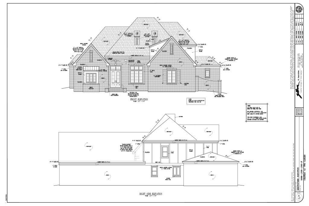 To Be Built custom French Country style home. Create your dream home right near all of the best things to do in Georgetown.