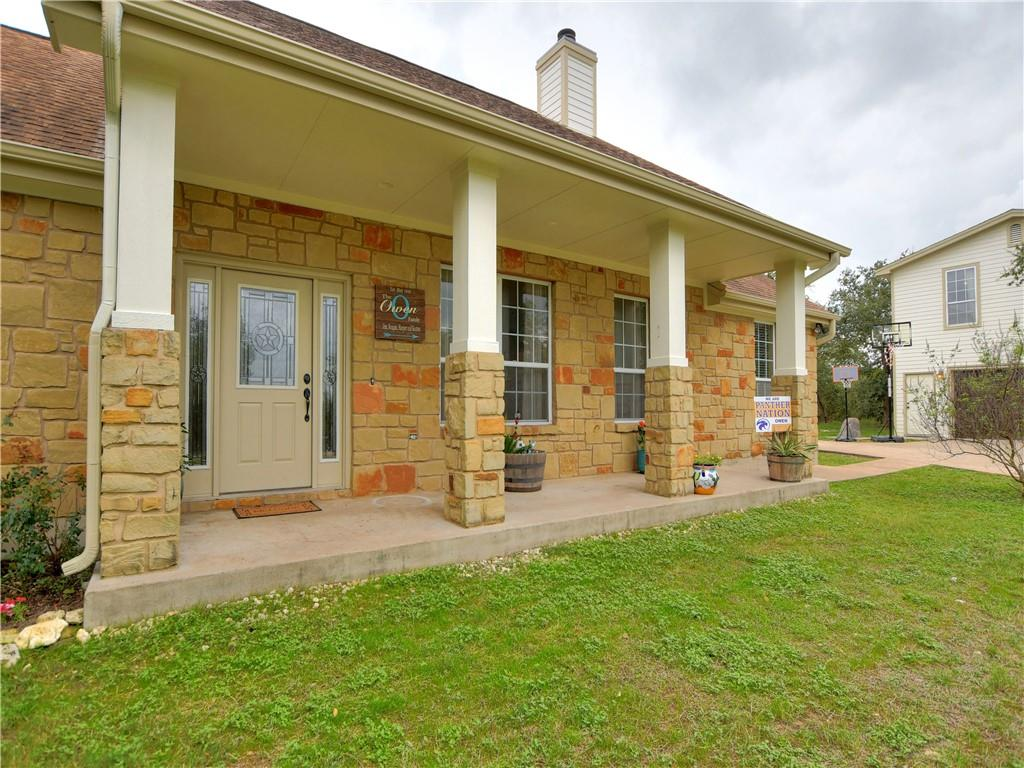 This is a single story home that sits on almost an acre of land with no restrictions.  It has 3 bedrooms and 2 full baths.  It is 1,426 square feet per tax records.  There is an additional 576 square feet in the apartment above the garage.  The apartment has its own separate bedroom, bath, kitchen and living room. There is a large barn that sits on concrete and could be converted or used as is.  There is also an adorable chicken coop that can convey, or owners are happy to take take away. The land behind the home is River Ranch County Park.  (see attached)  More photos to come.