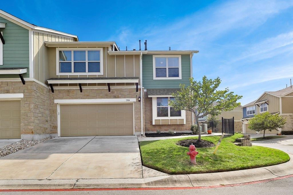 Must see to appreciate the superb location of this well maintained, 3 bedroom 3.5 bath condo in the community of Cityside. Situated on an ideal corner lot, this move-in ready home features a bright and spacious layout to make relaxing, or entertaining a breeze. The light and airy living space offers abundant natural light created by southern and western facing 2 story open floorplan, and numerous windows that flows to an open kitchen and dining space. Kitchen features granite counter tops, SS appliances, under kitchen cabinet lighting with hardware, and ample storage. Retreat to primary bedroom on main level with en-suite bath containing dual vanity sinks, a soaking tub and separate shower. An open loft and over-sized bonus room upstairs makes for ideal flexible space to suit your needs. Additional features includes two 40 gallon water heaters, dual climate zones, remote controlled ceiling fans, and My Q garage opener. Enjoy outdoor living on an exterior patio overlooking a shared greenspace. Ideal lock and leave home with landscaping and exterior maintenance by HOA, plus community pool. Location is perfect, close to shopping, entertainment, restaurants, major highways and employers! All floors recently cleaned. Seller will need a leaseback until December 14th.