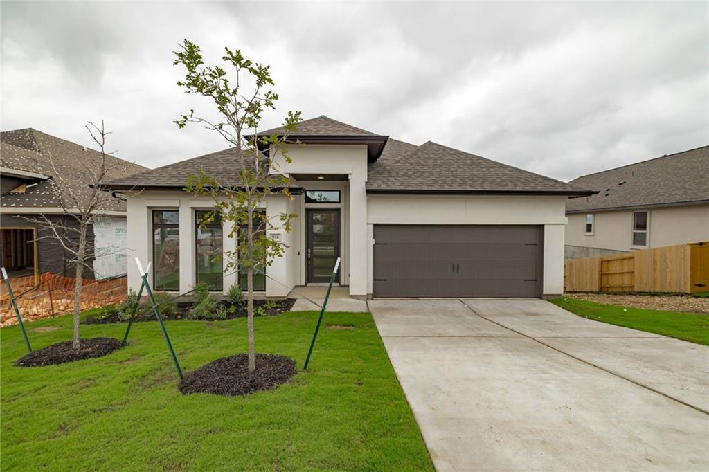 Brand new, beautiful, 4 bedroom/3 full bath Perry home in gorgeous Deerbrooke. This home features an open floor plan, oversized kitchen island, stainless steel appliances. The primary suite has dual vanities, double closets, walk-in shower and separate soaking tub. Gorgeous views from the covered back patio and extensive windows for lots of natural light. Just minutes from the coming soon Northline development.