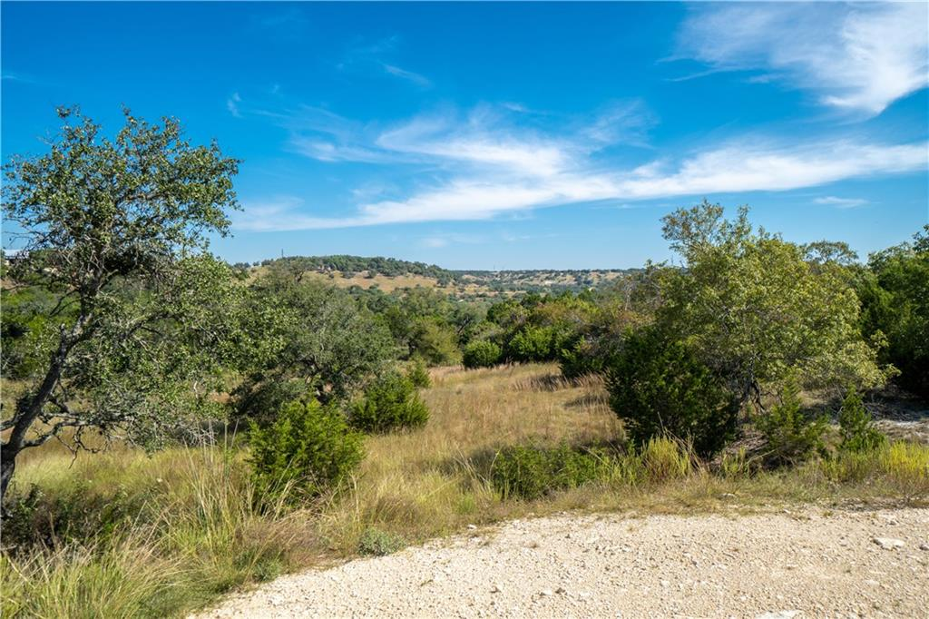 Panoramic Hill Country views from this amazing homesite. Build when you are ready! 15.16 Acres available in gated Red Oak Mountain with electricity and high speed internet. Prime location for your forever home or Barndominium. 1200 sq. foot minimum. Approx 80x120 site pad, pond off the private drive at the end of a cul-de-sac. Close to San Antonio to Austin corridors and Fredericksburg entertainment. Wildlife Exemption in place.