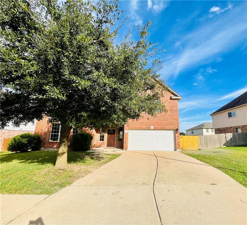 Fully renovated house in the heart of Round Rock. 5 BR, 3 bathrooms in the GreenRidge Subdivision. 4,088 sqft with an open floor plan and tall ceilings. New Premium LVT Flooring throughout. New stone tile in baths. New granite & cabinets in the kitchen and baths. All new appliances in the kitchen that come with the house in case of a sale. Main bedroom is huge with wall-in hers and his closets. Huge main bath with 96 inch vanity. New lighting throughout. New Roof. Brand new AC Units. Large family den with the fireplace and dining area. Large fenced in backyard with brand new fence. New alarm system & remote locking system. Brand new water heater. 8 foot chandelier in the hall. One of the many features of this pleasant HOA-maintained neighborhood is Greenridge Park. With its green spaces, picnic tables, playground, and pavilions, the community is family-friendly in its nature. Greenridge is sincerely inviting, warm, and a bright star in the heart of Texas. Just ten minutes from Greenridge, the largest indoor waterpark in the country awaits. Kalahari Resorts is an expansive and gorgeous African-themed all-in-one vacation destination. Bring along a couple of friends and feast all together on the impressively gigantic Tomahawk Steak at the Double Cut Steakhouse, just one of several world-class restaurants you'll find at Kalahari Resorts. Subdivision Ideally situated for great eats, epic entertainment, ease of travel, and connectivity. The Dell Diamond, home of the Round Rock Express, and Old Settler's Park, with its walking trails, water park, disc golf trails, and ancient oak trees, are just a short drive away. The fast-growing Pflugerville ISD serves to educate children in this community. Pflugerville ISD strives to help a diverse group of students reach their full potential through a relevant, engaging, inspirational, and empowering education. Greenridge residents can confidently trust their children's education to nearby schools.