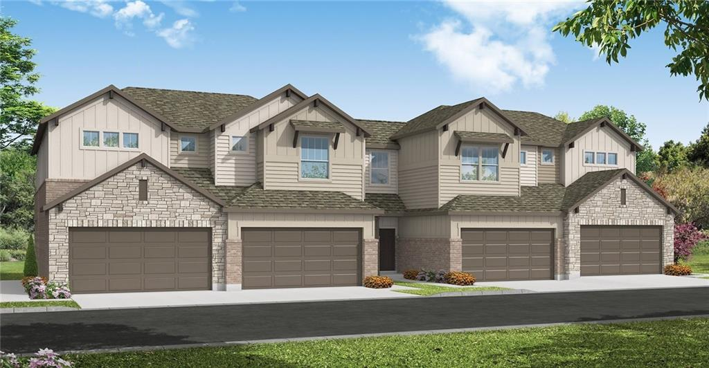 """LOVELY NEW, SPACIOUS TOWNHOME IN GATED COMMUNITY W/WALKING TRAILS,NEARBY GOLF,RECREATION & PARKS. LG WINDOWS FOR NATURAL LIGHT,42"""" GREY CABINETS, QUARTZ COUNTERS, REVWOOD FLOORING & OTHER ELEGANT UPGRADES. HOA INCLUDES MONEY-SAVING SERVICES"""