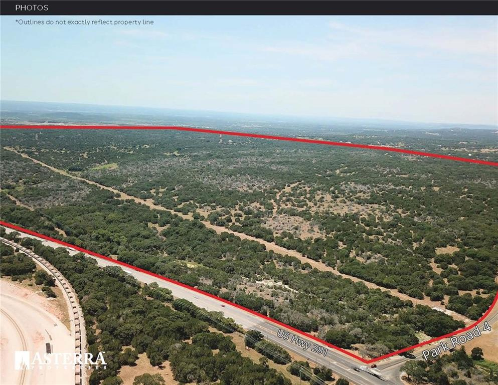 Multiple tract sizes available 50 - 1000 acres. Concept drawing for potential land division plan available in photos. 94 acre ranchettes have Park Rd 4 access and creek frontage. Call agent for more details.