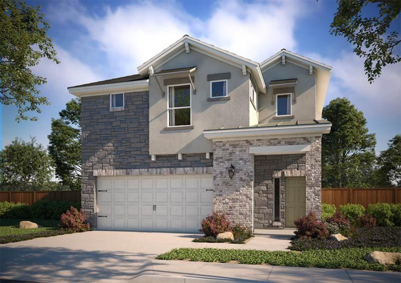 """This 4 bedroom 2.5 baths features an open concept with living room, dining room and kitchen that make this great for entertaining. Upgraded kitchen with 42"""" cabinets and premium counters. Private view in back where you can sit on your large covered patio. Wood Look vinyl plank floors, wood look blinds throughout,  pre-plumb H20 softener, close to Meadow Lake, Award winning school district. Don't miss the opportunity to live in highly coveted Round Rock."""