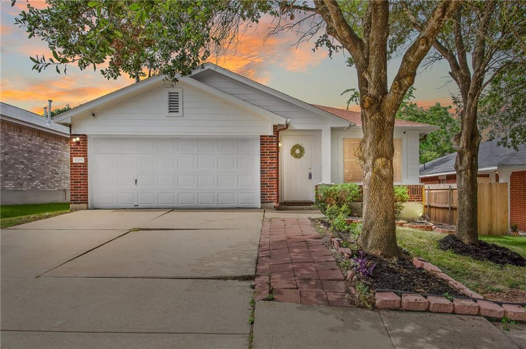 LOCATION, LOCATION, LOCAITON!   Welcome home to this updated gem located just off Wells Branch in North Austin. Minutes to stores, restaurants, only 6 miles from the Domain, 14 miles to Downtown Austin! Located in an established area, Spring Hill Elementary School is easily accessible.  It's a quick trip to Typhoon Texas Water Park, Toll 130 and Toll 45 within a few miles, Amazon, Tesla 15 minutes away, Stonehill Shopping Center, Hannover's and restaurants. Easy access to IH 35 and the heart of downtown Pflugerville, close by the new Pecan District development. This Charming 3 bedroom home in Sarah's Creek with numerous updates and is ready for move-in. No carpet in the home. Newly installed blinds, recently painted, interior and exterior, recent new fixtures installed, recent private backyard fence installed, security system owned and conveys
