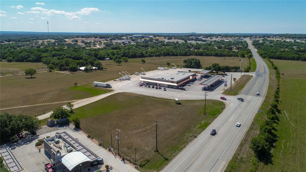4.196 Acres Commercial Property on Hwy 281 in Blanco TX. Located between Stripes and Sonic. This property has huge potential for future commercial development. City Water available.