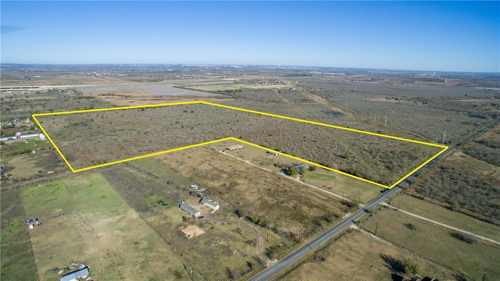 Austin Texas, Bergstrom Airport minutes away. Great investment opportunity. 66 acres surrounded by highways. Future housing development, Gentleman's Ranch. Very good topo. Priced to sell. Water and electric at paved street.  Currently has cattle for ag exemption. Awesome views. Totally fenced. F1, Circuit of The Americas, Austin, San Marcos, New Braunfels, Bastrop and San Antonio close by. THIS IS CENTRAL TEXAS!  Call agents for showing instructions.