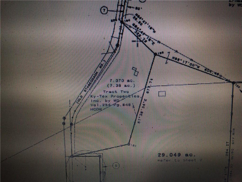 +/- 7.37 acres just west of downtown Kyle....neighboring property is Hometown Kyle subdivision and City of Kyle water well....with the new Cypress Forest subdivision across the street.  Located on Old Stagecoach Road just south of Center Street (the main street through downtown Kyle)  OWNER/AGENTFEMA - Unknown Restrictions: Unknown