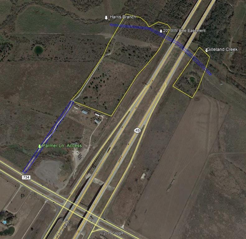 8020 E Parmer RD NW, Manor, TX 78653