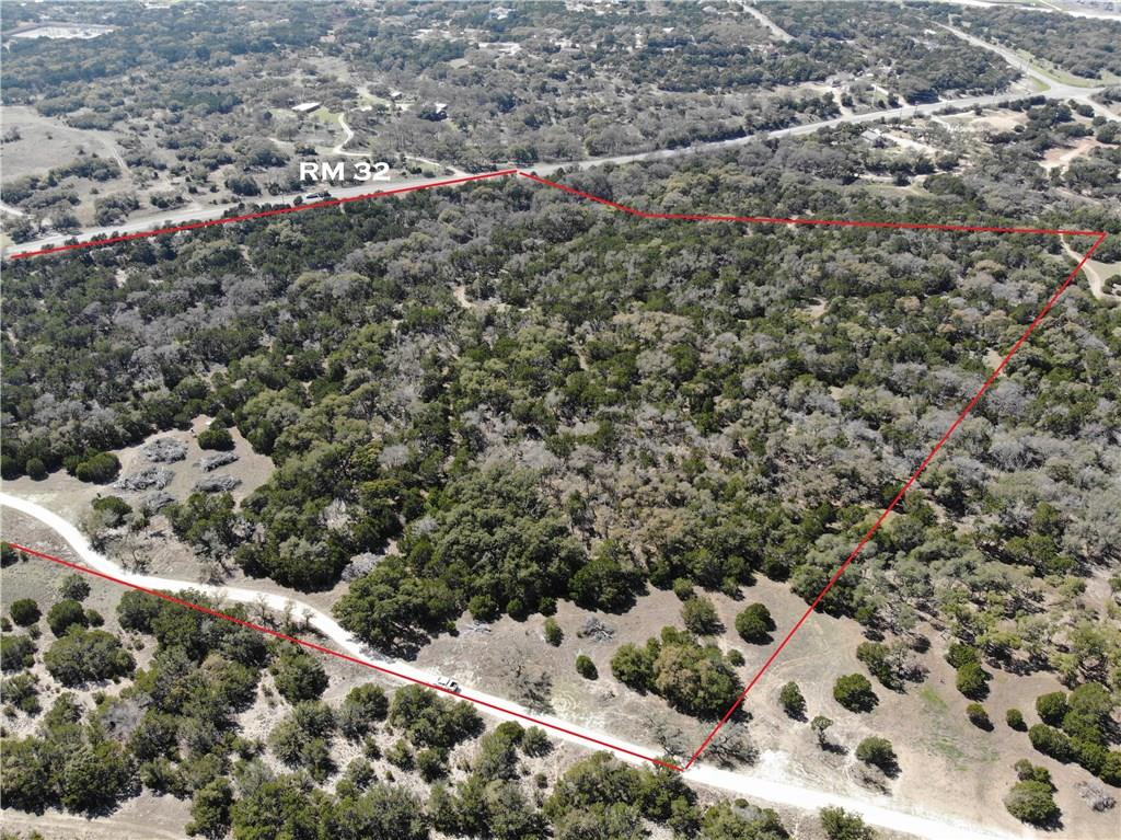 Restrictions: Unknown 34.4 Unrestricted acres Located near Canyon Lake High School with endless possibilities. RM 32 frontage. Develop, use as a weekend getaway for camping and hunting, or build your dream home.