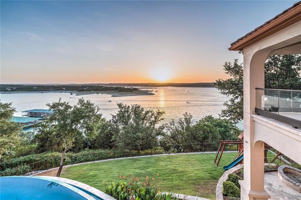 This magnificent waterfront estate sits on an extraordinary 2.8 acres overlooking Lake Travis. The abundance of natural light combined with the white modern interior rooms creates a peaceful and inviting environment for friends and family. Terrace provides panoramic sunset views across the negative-edged pool and lawn. At the waters edge sits a private boat dock w/ lift & room for 2 jet skis. Extensive renovations to the interior & exterior of the house was completed in 2016. https://youtu.be/TyUpdydELbYGuest Accommodations: Yes Restrictions: Yes