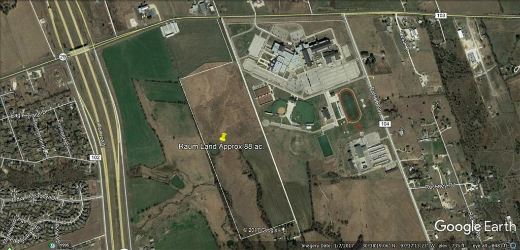 Great Property to Subdivide. Fronts on Hwy 29 Just East of Toll 130. It adjoins East-view High School.FEMA - Unknown