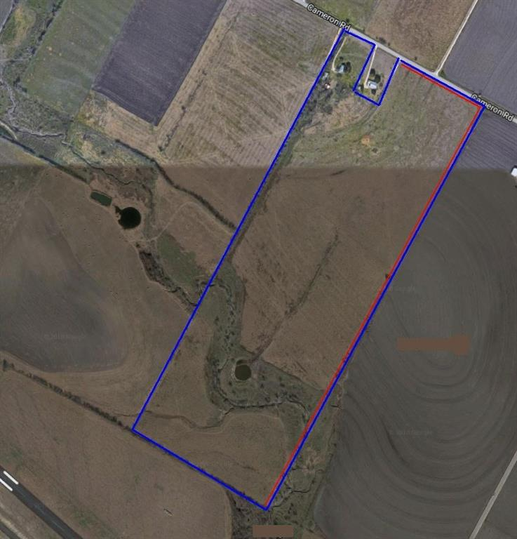 This is actually two parcels being sold together.  The 97 acre parcel (02516001020001) is ag-exempt.  The house and 1 acre (02516001020000) are currently leased.  Please do not bother the tenant at any time.  Property holds potential as a small acreage lot development.  Property is in City of Austin ETJ.  Owners are willing to look at offers.