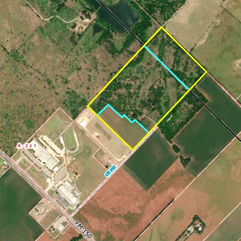 Great opportunity for a gentleman's ranch or a subdivision development tract. 3 tracts of land (R70253, R14960, R17240) total 52.913 acres. Plenty of beautiful trees, stock tank.  Property is well-suited for development with both W and WW very close.  In city of Kyle ETJ with Development Agreement.  Prime position for Kyle's eastern growth.  Great Hays ISD schools with elementary & Middle School within walking distance.  Convenient to SH 21. Well-priced.Restrictions: Unknown