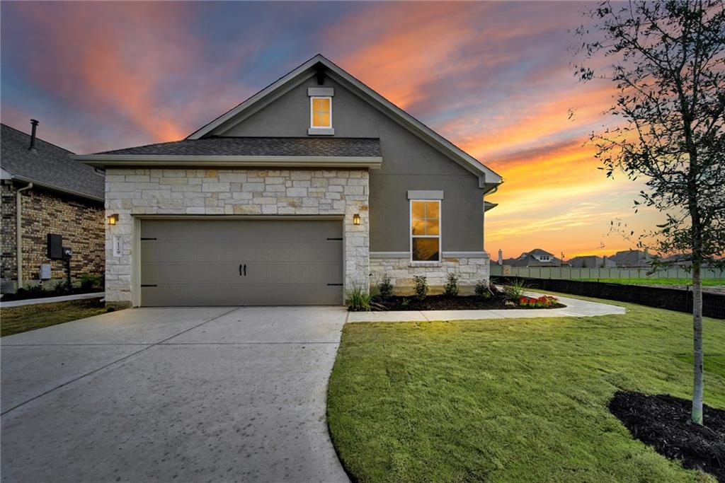 BRAND NEW Bordeaux floorplan featuring 3 bedrooms, 2 full baths, and oversized extended covered patio perfect for entertaining family and friends!  Gorgeous Master Suite with an oversized closet and walk-in shower with mudset tile.  This floorplan is very open concept with 12' ceilings, 8' doorways, gourmet kitchen and many designer touches throughout.