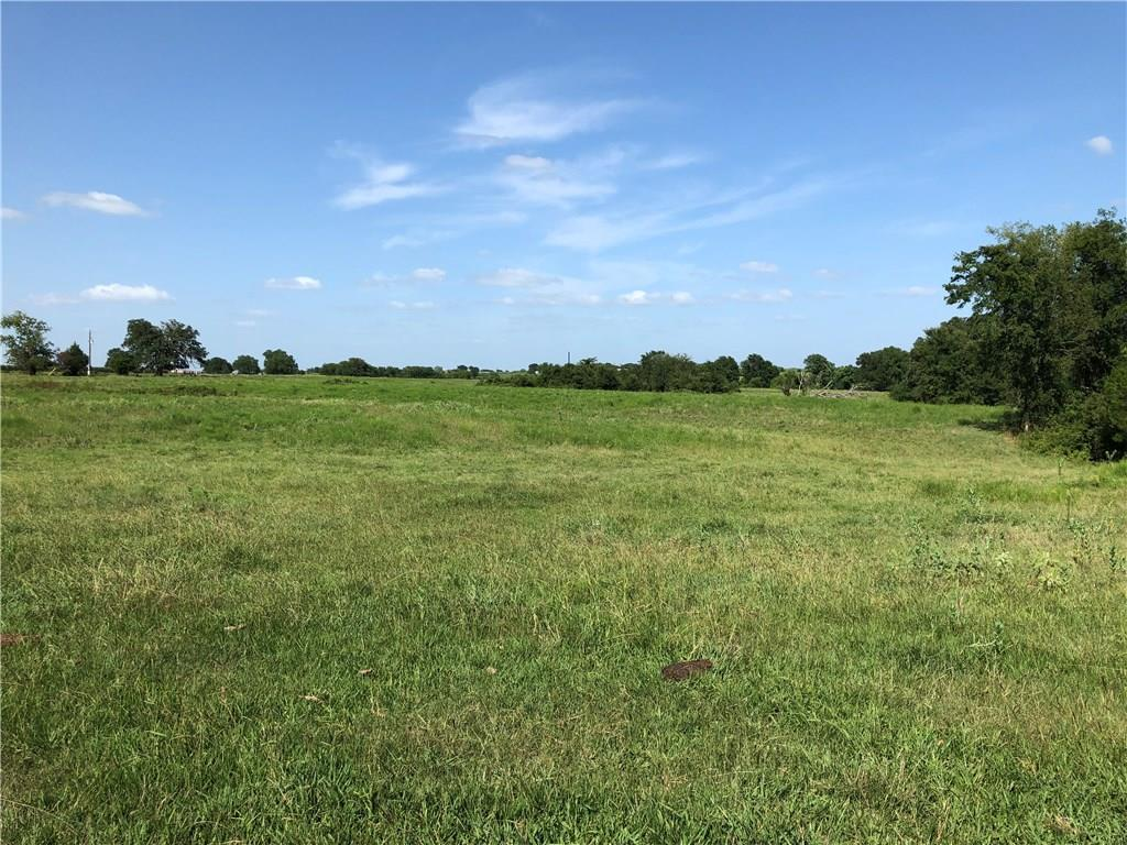 120+ ag exempt acres in Lee County! Part of the property is rolling with mature trees & pond towards back of property. Part of the property is great for crops and there is a current ag lease for crops on property. Land could be great for crops, grazing, wildlife and/or home site. There is 1657 Ft. of road frontage off of CR 430.  This listing includes 4 Lee CAD #s: 76306, 76309, 76307, 16339