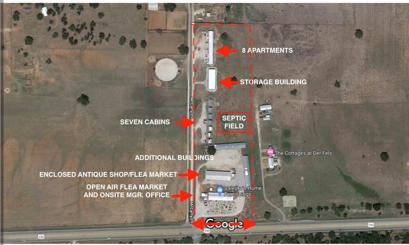 8634 E US Highway 290, Fredericksburg, TX 78624