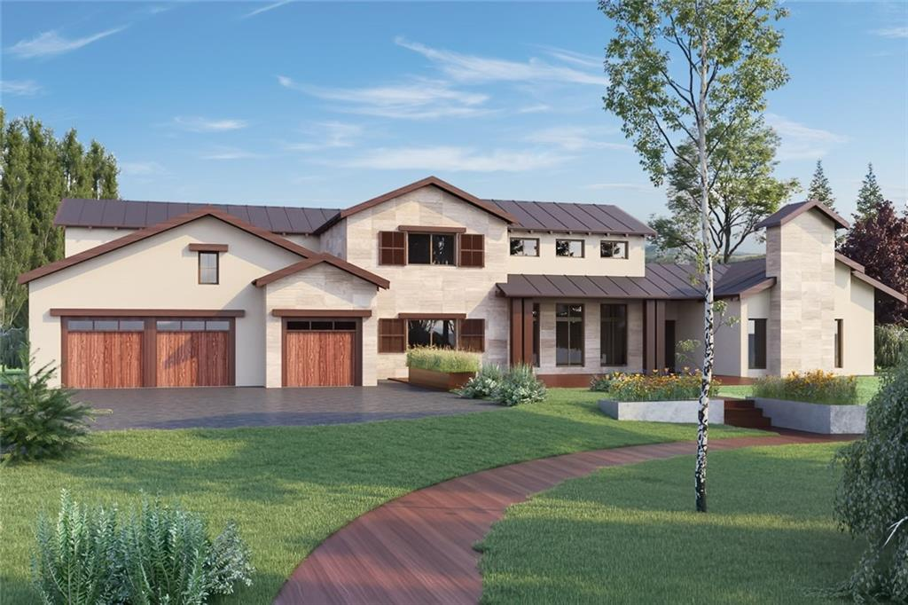 Build a gorgeous custom dream home with Aernandez Homes! This one of a kind lot in Travisso backs to a greenbelt and its depth would allow the house to be set back for additional privacy. The street ends in a cul-de-sac which minimizes traffic on the street.  Rendering was developed as an example, but truly, the sky is the limit!  Your lot, your home, your vision.  If you're seeking top notch amenities while maintaining privacy, this lot is a must see, and Aernandez Homes can build you your dream home!Guest Accommodations: Yes Restrictions: Yes  Sprinkler Sys:Yes