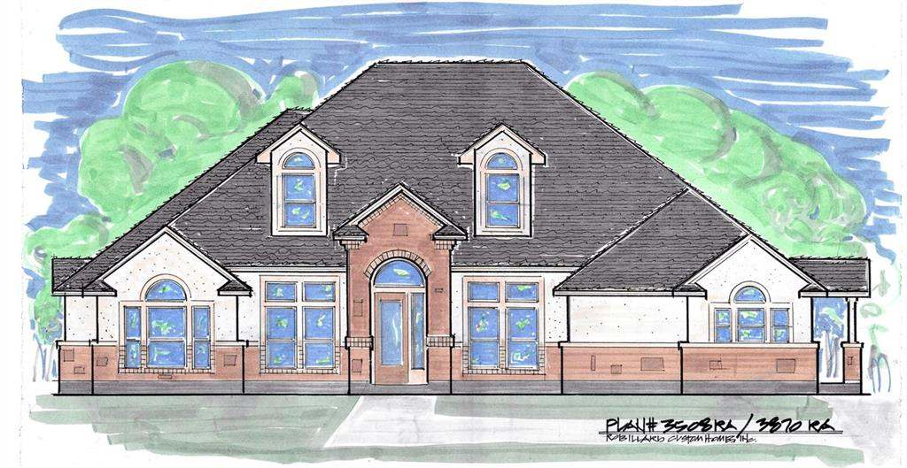 *TO BE BUILT NEW CONSTRUCTION* Custom home built by Robillard Custom Homes. Build a truly custom home for the same price as the production builders. Additional plans and square footage available. See agent for details.Restrictions: Yes
