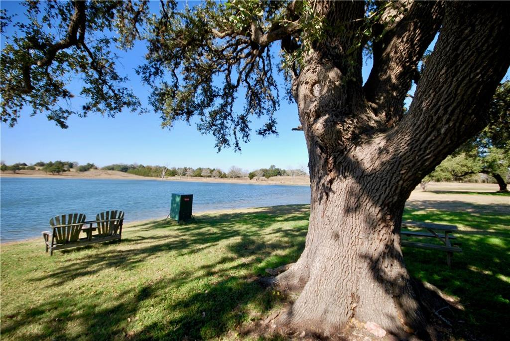 One of a kind Gentlemen's Ranch in Praha, Tx! 112 acres of improved pasture, century oak trees, and your personal 12 acre lake stocked with catfish, bass, & redfish. The rolling terrain gives way to tremendous views, the century oaks provide shade and tranquility to the 2,439 SF farm house. The outdoor living area, kitchen, & pool provide a serene setting to host guests and enjoy the lake views!! 3 water wells are available on the property, as well as 3 other stocked ponds.Restrictions: Unknown