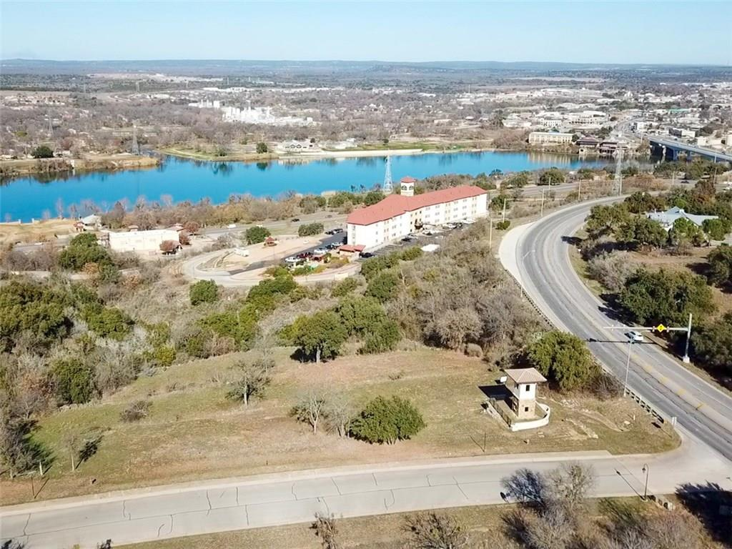 Restrictions: Yes HIGH VISIBILITY! HIGH TRAFFIC COUNT! Below County Assessed Value! This lot offers unparalleled views of Lake Marble Falls and the City of Marble Falls. If you are looking for a high profile location to build an impressive professional office building, medical office, restaurant, etc... , this is it. Topography allows for a multi-story building providing views from most of the building. Join the other successful commercial business's in La Ventana and make your building the premier address in Marble Falls.