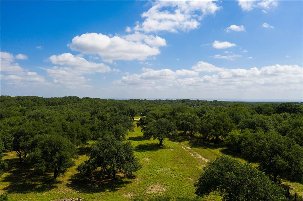 60 +/- Acres that sits right outside the little town of Round Mountain. Less than a 1/2 mile off of 281 and only minutes from the town of Marble Falls. North Cypress creek runs along the southwest corner of the property. Tons of wildlife including Whitetail deer, Blackbuck hogs and turkeys. currency Ag Exempt.Restrictions: Unknown