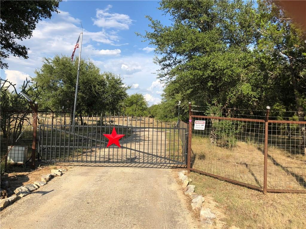 Great land for a custom estate, many other possibilities with the Ronald Reagan Frontage and San Gabriel River frontage. Very unique property! Hill country views for miles, along with serene river frontage.Restrictions: Yes