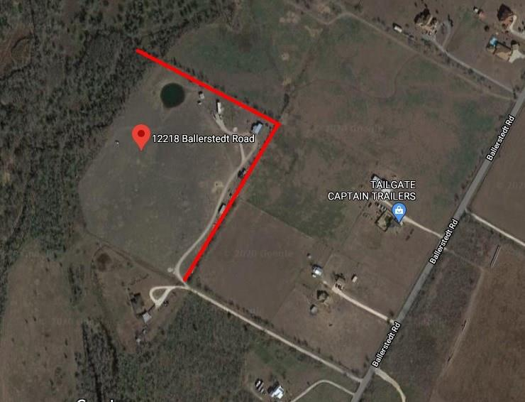 If you have thought about having more than a few acres for your livestock or farming and still being close to Austin, be sure to check this property out. Easy access to 290, and I-35 not far. Nearly 20 acres, massive pond, a double-wide to live in. Keep the gate closed.Restrictions: Unknown