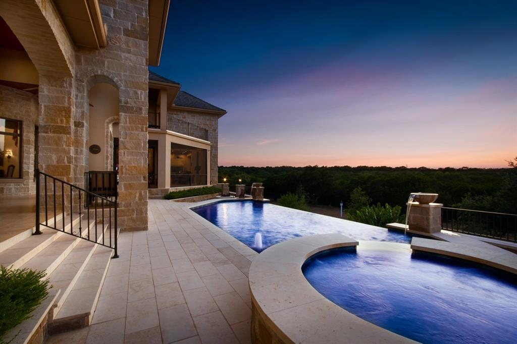 Captivating and private 2.25-acre lot with incredible one of a kind nature preserve views in the exclusive gated