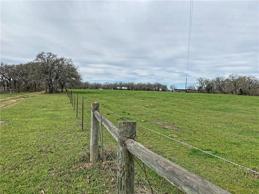 Located 9.8 miles NE of Giddings, TX and just over 1 hr from Austin; the 89 acre Sweet Oaks Ranch offers quintessential central TX settings, fertile open pastures and sunsets. Two tanks ranging in size from .2 acres to .5 acres as well as a water well so the ranch is well watered. There are 2, 3bed 2bath homes, 3 barns,1 converted office building and a good set of cattle pens and squeeze chute all conveying with the property.FEMA - Unknown Guest Accommodations: Yes Restrictions: Unknown