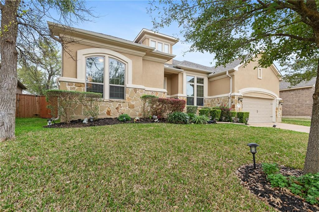 Shows like Model Home.Huge kitchen with center island. 2 separate ovens! Study are off kitchen. Butler' pantry. Oversized laundry with sink. Frml. Dining. Fam Rm w/stone fireplace. HUGE master suite down. Guest bed/bath down. Gameroom. Media Room. MORE!! Click for V-Tour https://mls.realtour.biz/3812RemingtonRd/CedarPark/TXFEMA - Unknown Guest Accommodations: Yes Restrictions: Yes