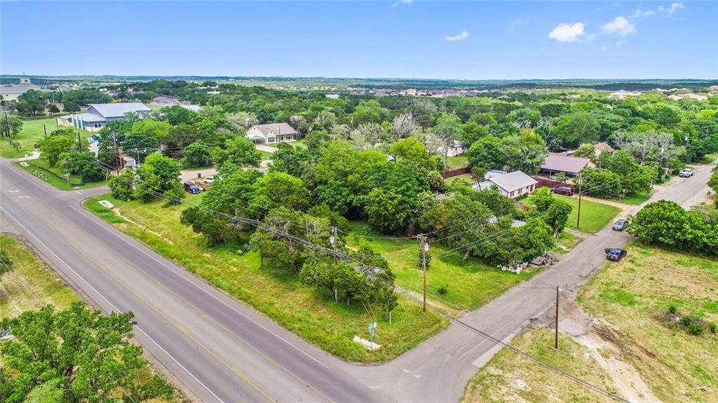 Zoned CS-Commercial Services. Prime commercial lot on Ranch Road 12 only a minute from Downtown Drippings Springs!  All utilities are in place. The opportunities are endless for this property.  Start your next business and take advantage of the heavy daily traffic on Ranch Road 12. Feeds into stellar Dripping Springs ISD. County use description is Vacnt-Platted-Lot-C1.Restrictions: Yes