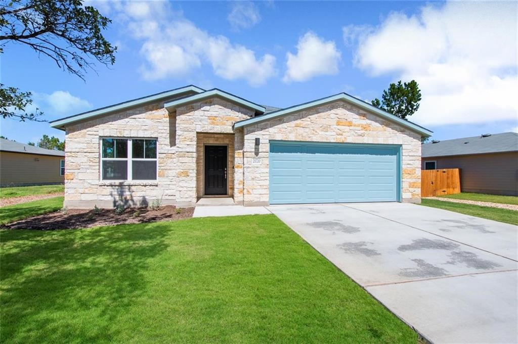 MLS# 4140997 - Built by Brohn Homes - September completion! ~ This beautiful, 2038 square foot home sits on a large lot  (75 x122) and will be ready for move in Sept 2020. It features a large front study ,and an open kitchen with an oversized granite island, stainless steel built-in, GE Profile appliances and 42' cabinets. It also has an extended shower in the masterbath with raised double vanities and a walk in closet. ** Photos not of actual home**Restrictions: Yes